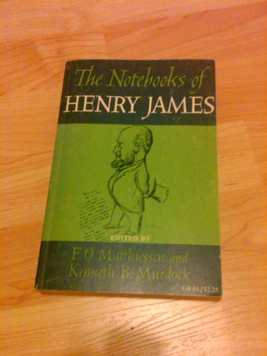 9780196801537: The Notebooks of Henry James