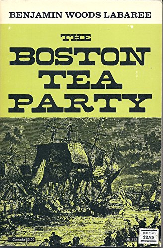 9780196806228: The Boston Tea Party