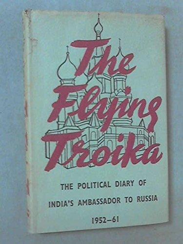 Flying Troika: Menon, K.P.S.
