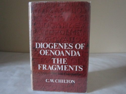 9780197134160: Fragments: A Translation and Commentary (University of Hull Publications)