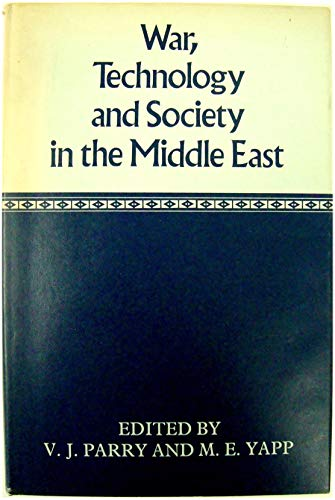 9780197135815: War, Technology, and Society in the Middle East (School of Oriental & African Studies)