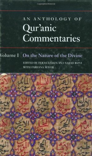 9780197200001: An Anthology of Qur'anic Commentaries: Volume 1: On the Nature of the Divine: On the Nature of the Divine Vol 1 (Qur'anic Studies Series)