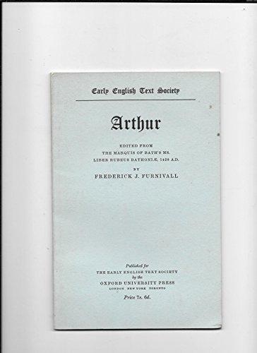 9780197220023: ARTHUR