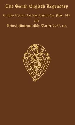9780197222447: 3: The South English Legendary vol III Introduction and glossary (Early English Text Society Original Series)