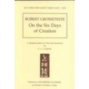 9780197262085: On the Six Days of Creation: A Translation of the Hexaëmeron