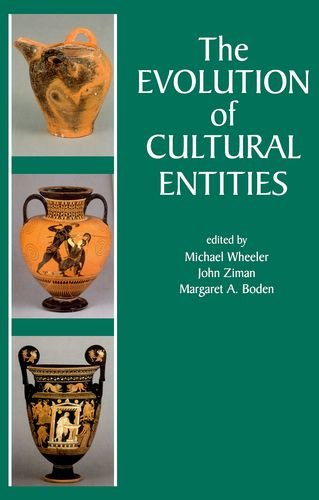 9780197262627: The Evolution of Cultural Entities (Proceedings of the British Academy)