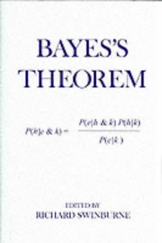 9780197262672: Bayes's Theorem (Proceedings of the British Academy)