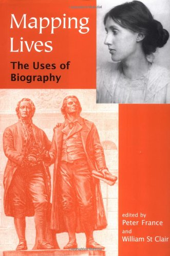 9780197262696: Mapping Lives: The Uses of Biography (British Academy Centenary Monographs)