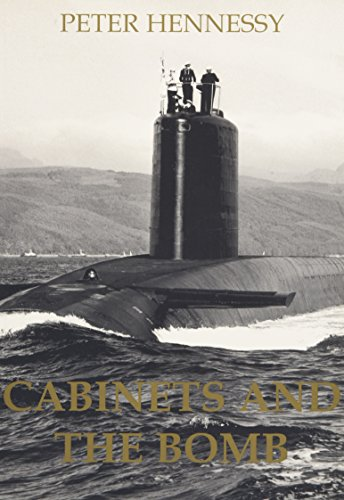 9780197264225: Cabinets and the Bomb (British Academy Occasional Papers)