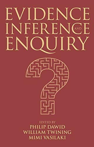 9780197264843: Evidence, Inference and Enquiry (Proceedings of the British Academy)