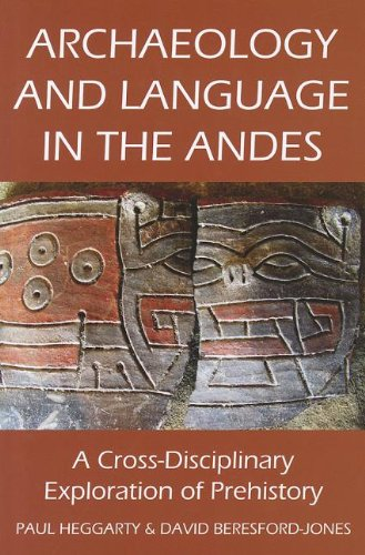9780197265031: Archaeology and Language in the Andes (Proceedings of the British Academy)