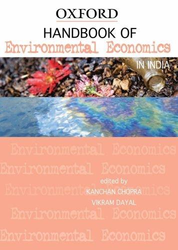 9780198060994: Handbook of Environmental Economics in India (Oxford India Handbooks)