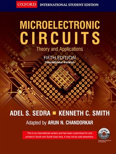 Microelectronic circuits, fifth edition and spice, second edition.