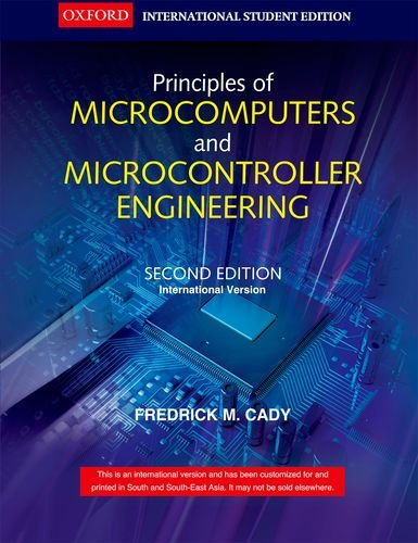 9780198062264: Principles Of Microcomputers And Microcontroller Engineering