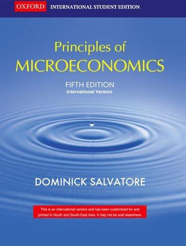 9780198062301: Principles of Microeconomics
