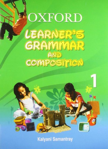 Learners Grammar Book 1: Kalyani Samantray