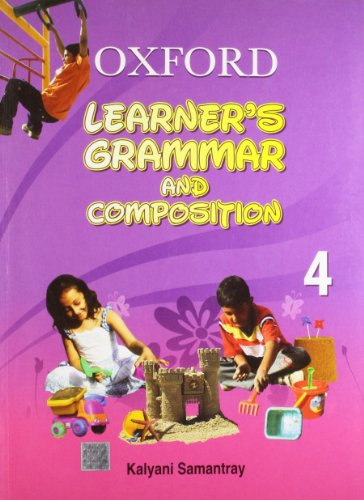 Learners Grammar Book 4: Kalyani Samantray