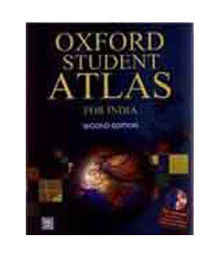 9780198062745: Oxford Student Atlas for India