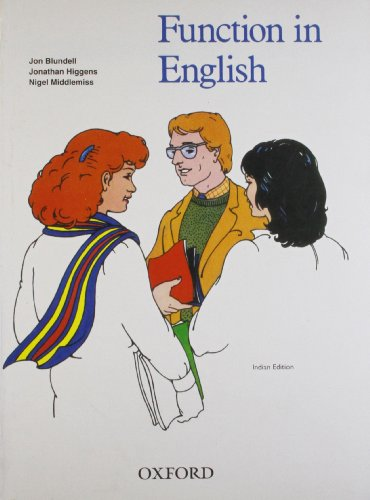 9780198062837: Function In English