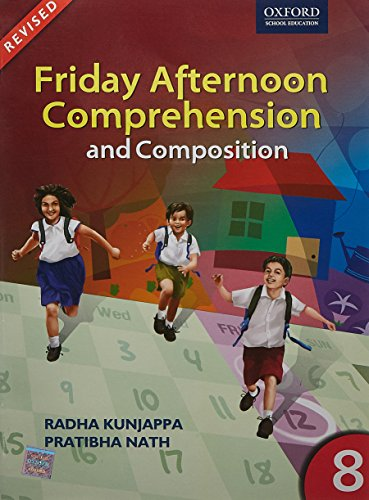 9780198063230: Friday Afternoon Comprehension Book 8 (Revised)