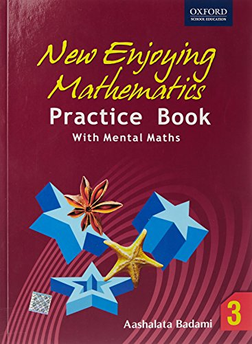 9780198064268: New Enjoying Mathematics Practice Book With Mental Maths - 3