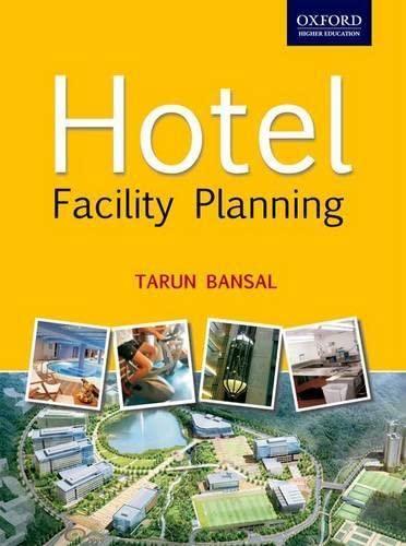 9780198064633: Hotel Facility Planning Hotel Facility Planning