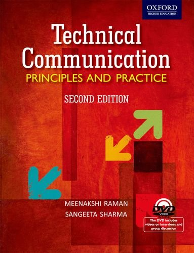 Technical Communication: Principles and Practice: Raman, Meenakshi, Sharma,