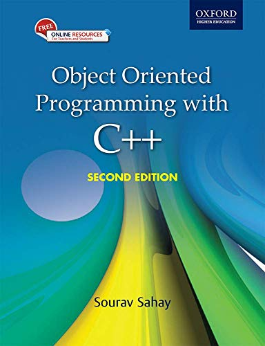 9780198065302: Object Oriented Programming with C++ 2/e