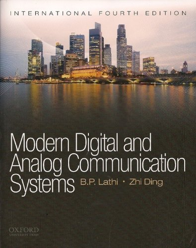 9780198065340: Modern Digital And Analog Communication Systems