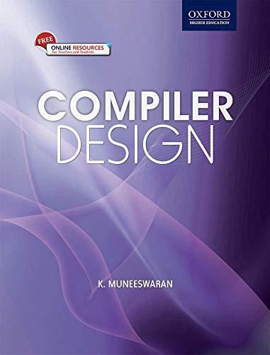 Compiler Design: K. Muneeswaran