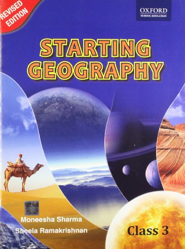 9780198067870: Starting Geography (New Edition), Class 3