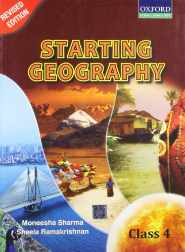 9780198067887: Starting Geography (New Edition), Class 4