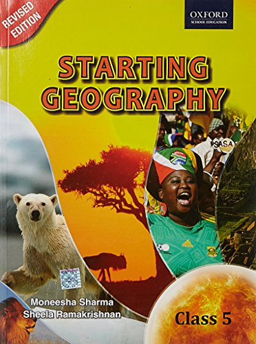 9780198067894: Starting Geography (New Edition), Class 5