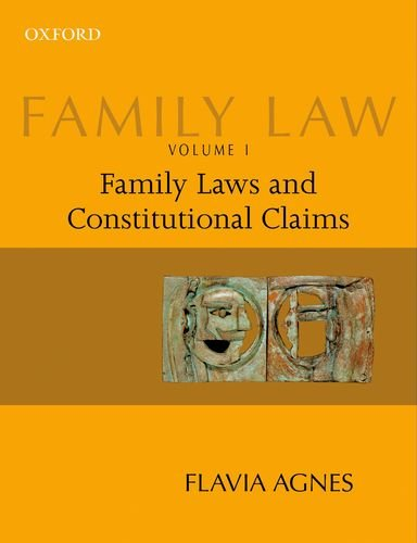 Law, Justice, and Gender: Family Law and: Flavia Agnes