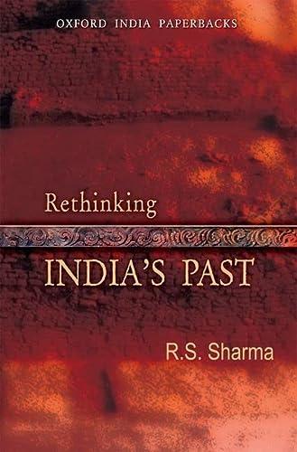 Rethinking India's Past.: SHARMA, R.,