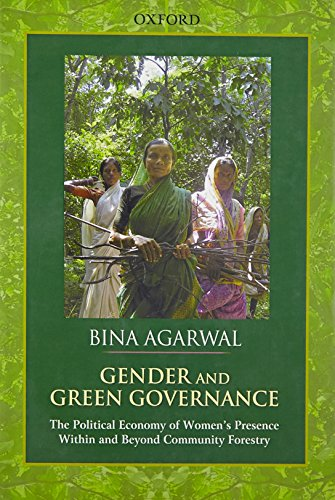 9780198068631: Gender And Green Governance