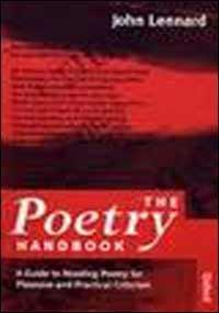 9780198068792: The Poetry Handbook :Pb