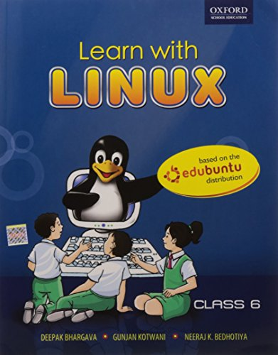9780198069348: Learn With Linux Class 6