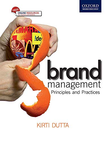 Brand Management: Kirti Dutta