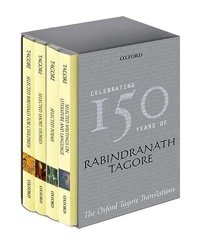 The Oxford Tagore Translations Box Set Selected: Tagore, Rabindranath (the