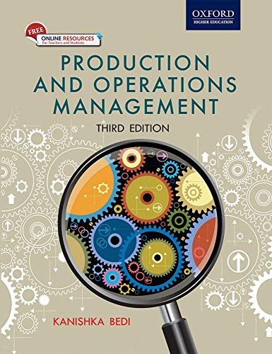 9780198072096: Production and Operations Management