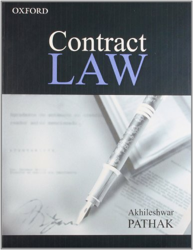 CONTRACT LAW IN INDIA