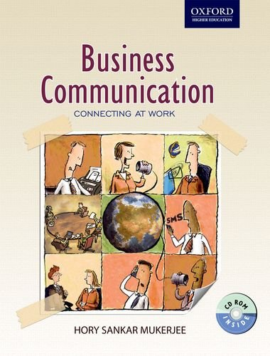 9780198073475: Business Communication: Connecting at work (with CD)