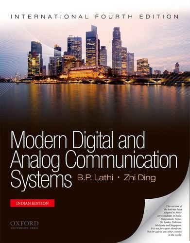 9780198073802: Modern Digital and Analog Communication Systems