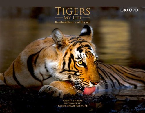 Tigers/My Life Ranthambhore and Beyond (9780198074052) by Valmik Thapar