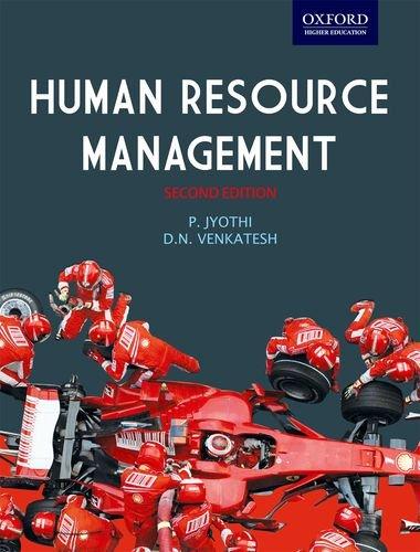 Human Resource Management (Second Edition): Dr P. Jyothi,Dr