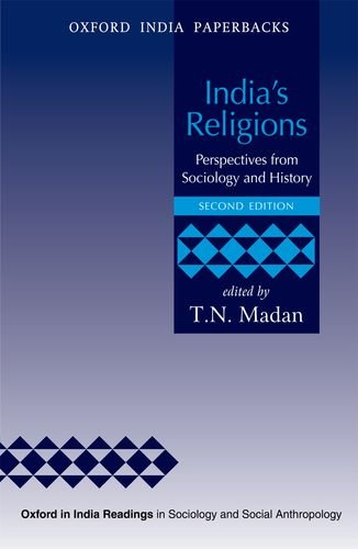 9780198074908: Oirssa India's Religions: Perspectives from Sociology and History (Oxford in India Readings in Sociology & Social Anthropology)
