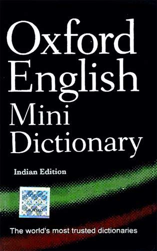 9780198075554: Oxford English Mini Dictionary