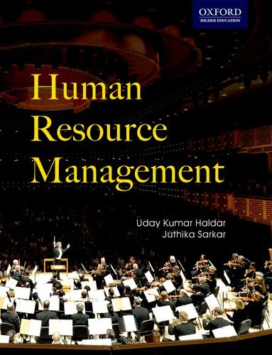 Human Resource Management: Haldar, Uday Kumar,