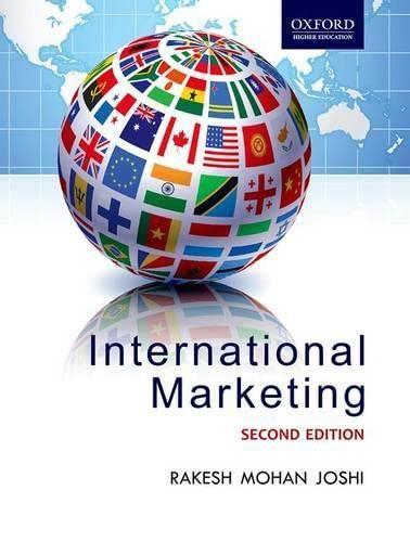 9780198077022: International Marketing